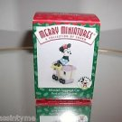 "Hallmark ""Minnie's Luggage Car"" Holiday Ornament,Christmas Ornament"