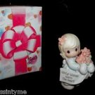 "Precious Moments,Little Moments ""Winter Wishes Warm The Heart"" Figurine #184241"
