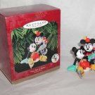 "Hallmark Keepsake, Mickey & Co""New Pair of Skates""Christmas,Holiday Ornament"