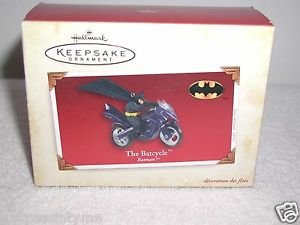 "Hallmark"" The Batcycle "" Holiday Ornament,Christmas Ornament"