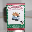 "Hallmark ""Pluto's Coal Car Car"" Holiday Ornament,Christmas Ornament"