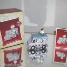 Hallmark Keepsake  I.C. Pete's Frozen Treats Magic Ornament w/Lights & Music