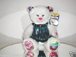 """Build A Bear 16"""" Twinkle Toes Skechers Light Up Limited Edition Plush,With TAG"""