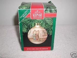 "Hallmark"" Betsy Clark,Home For Christmas "" Holiday Ornament,Christmas Ornament"