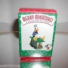"Hallmark ""Donald's Passenger Car"" Holiday Ornament,Christmas Ornament"