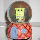 Sponge Bob Square Pants,Musical,Water Globe,Inside Pineapple House w/Gary