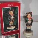 "Schmid,""Alpine Boy""1985 3rd Edition Ornament,Reproduction of Berta Hummel,w/Box"