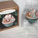 "Hallmark Keepsake ""Victorian Toy Box"" Magic, Lights Motion & Musical,Ornament"