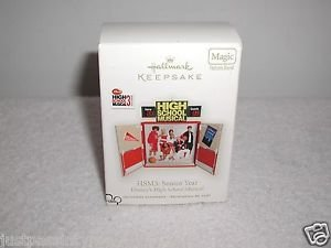 "Hallmark""High School Musical 3 Senior Year ""Holiday Ornament,Christmas Ornament"