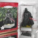 Hallmark Keepsake,Star Wars,Darth Vader Ornament,w/Light and Voice, NIB