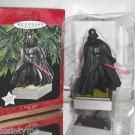 Hallmark Keepsake,Star Wars,Darth Vader Ornament,w/Light and Voice, NIB
