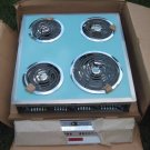 Vintage Hotpoint Custom Line Cooktop New Old Stock