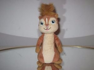 Ty Beanie Baby  BRITTANY the Chipette  From Alvin and the Chipmunks