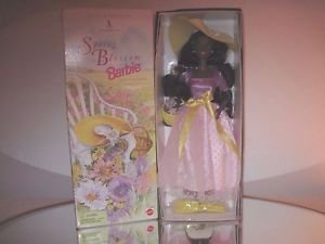 Barbie Spring Blossom Mattel/Avon Special Edition African American 1st in Series