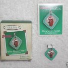 "Hallmark ""Scooby-Doo"" ""Who Goes There!"" Holiday Ornament,Christmas Ornament"