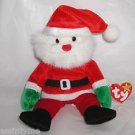 Ty SANTA Beanie Baby,Christmas Holiday Plush,New Condition,All Tags Attached