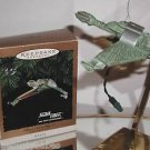 "Hallmark ""Star Trek,Klingon Bird of Prey"" Holiday Ornament,Christmas Ornament"
