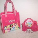 Disney Cinderella Pumkin Coach EVA Light/ Night Light & Disney Canvas Tote Bag