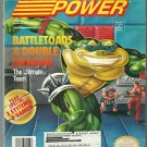 Nintendo Power  Battletoads & Double Dragon,Vol.49,Complete W/Poster & Cards!