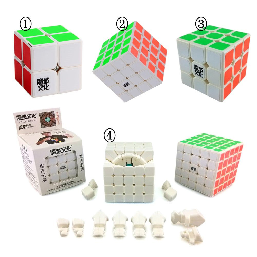 Moyu Magic Cube Set