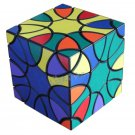 Clover Magic Cube Square Shaped Irregular Puzzle