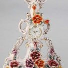 Capodimonte Reproduction Flower Clock