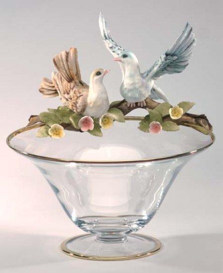 Cevik Bowl w/ Birds