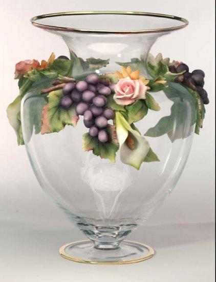 Cevik Vase w/ Fruit