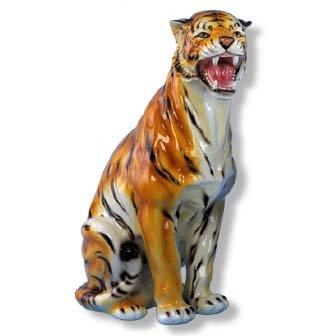Capodimonte Large Tiger