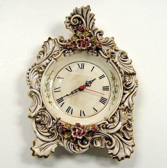 Capodimonte Small Clock