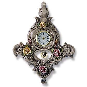 Capodimonte Wall Clock