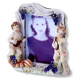 """Berger"" Picture Frame- Small"