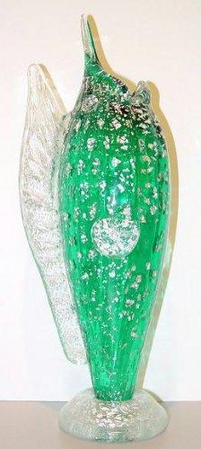 Italian Murano Swordfish Vase