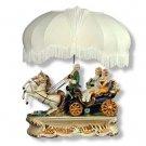 Capodimonte Carriage Lamp