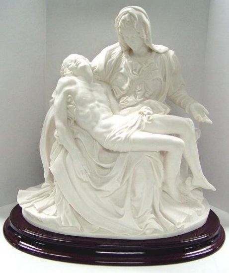 A. Santini Michaelangelo Pieta