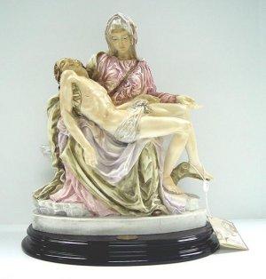 A. Santini Michelangelo Pieta