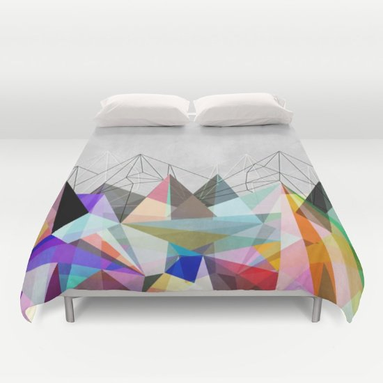 Colorflash Duvet Cover Queen Size  2g6Bv3O