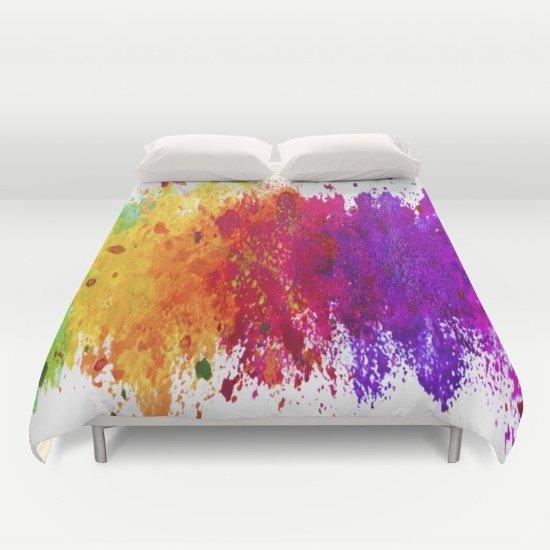 Color Duvet Cover Full Size 2fo4DEs