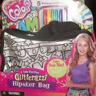 Fashions you Color Glitter City Bag