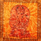 LORD GANESH WALL TAPESTRY HANGING DORM ORAN YOGA M