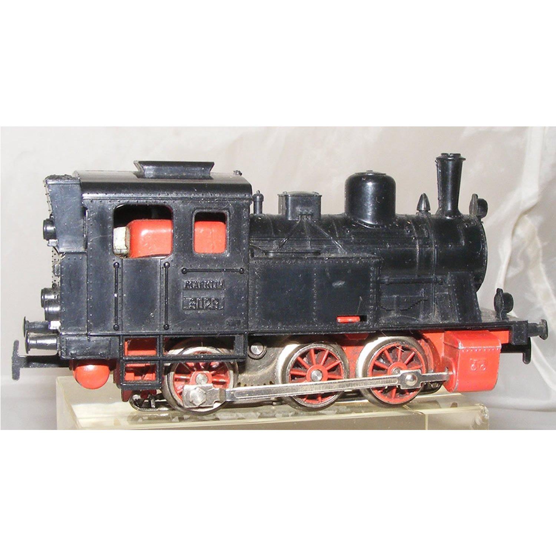 Vintage Marklin 3 Rail 0-6-0 Steam Locomotive Made in West Germany