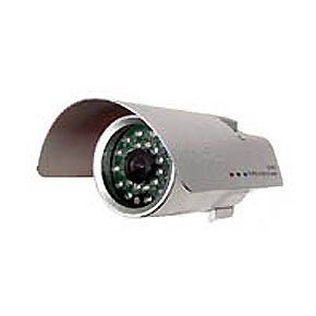 Digital Color CCD Camera With Night Vision