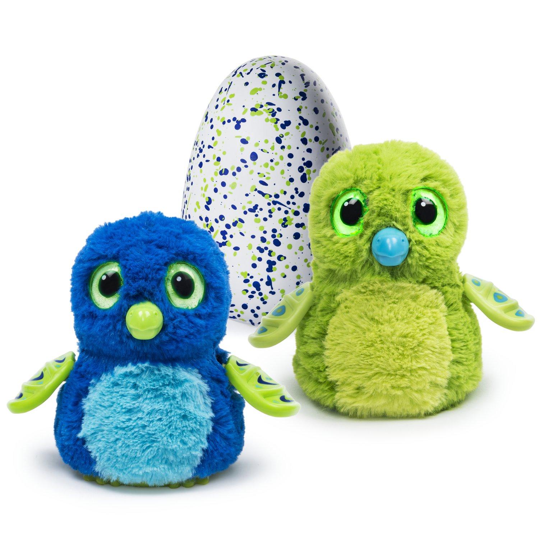Hatchimals Draggles Blue & Green Egg