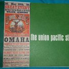 The Union Pacific Story - 1869-1969 Golden Spike Softbound