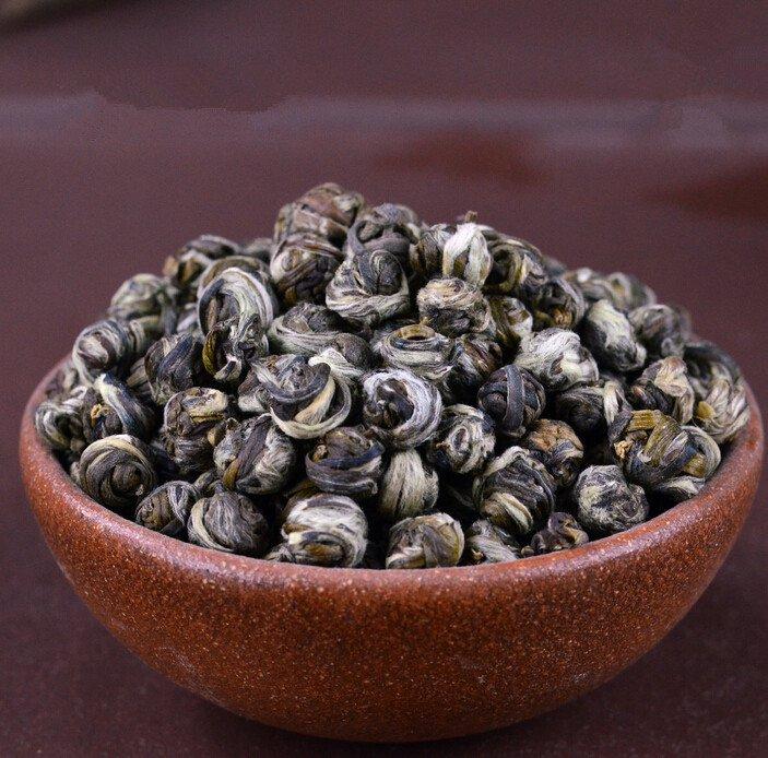 Chinese jasmine Green Tea Dragon Pearls 100g