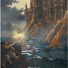 Hogwarts School Vintage First Years Poster