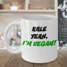 FUNNY VEGAN MUG 11OZ Ceramic Coffee Tea Cup Ideal Gift