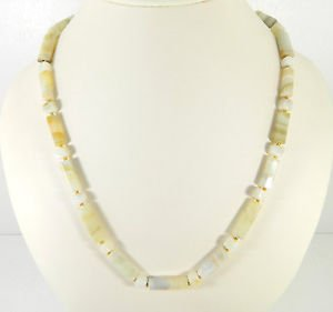 Agate stone beads (22 inch) from Russia