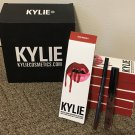 Kylie Jenner True Brown K Lipkit (lipstick and liner)