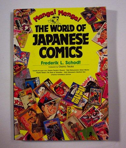 Manga! Manga! The World of Japanese Comics
